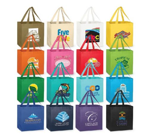 Bags_City Shopper Tote Bag
